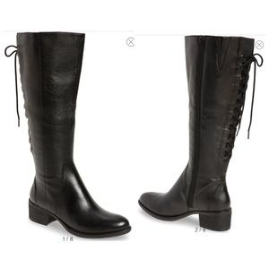Steve Madden LaceUpp boots